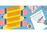 Dissertation / Assignment / Essay / Coursework / Proofreading / Editing / Tuition / Support / Help