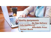 Dissertation / Assignment / Essay / Coursework / Proofreading / Editing / Writer / Writing / Help