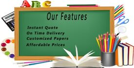 Essay/Assignment/Dissertation Writers/PhD Thesis/Coursework Proofreading/Tutor/STATA/Nursing/MBA/Law