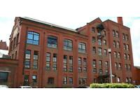 Cheap Private Office Space for 7-10 People in Salford, Greater Manchester, M16
