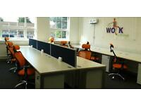 BN3 Co-Working Space 1 -25 Desks - Hove Shared Office Workspace