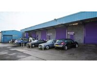 LIGHT INDUSTRIAL/STUDIOS/STORAGE/WORKSHOP FOR RENT in Birmingham B9