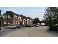 Private Office Space in London Colney from £50 per week inc bills