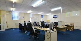3-5 Person Private Office Space in Birkenhead, Merseyside, CH41   From £62.50 per week*