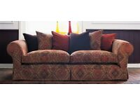 Two Matching High Quality Sofa Workshop Sofas sold individually or as a pair