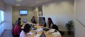 Conference Room / Training Facilities Available Shrewsbury