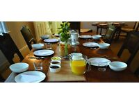 Breakfast and Hospitality Staff (part-time) in an Elegant, Informal Guest House (4 people required)