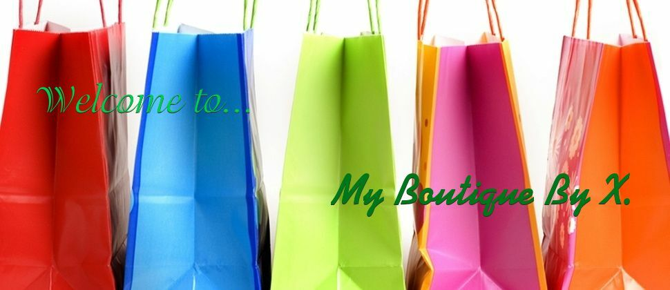 My Boutique By X