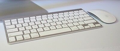 Apple Bluetooth Wireless Keyboard & Magic Mouse Combo