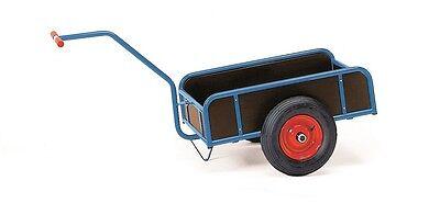 Handwagen Transportwagen Wagen Ladefläche 845x545mm Tragkraft 400kg Fetra 4108