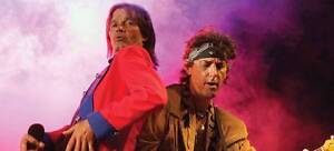 Rolling Stones Tribute - Jumping Jack Flash inc 3 course dinner Como South Perth Area Preview