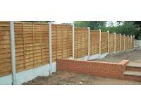 garden fencing panels