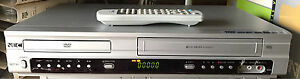 NEC VCR DVD Player Combo VHS Video Cassette Recorder Stanhope Gardens Blacktown Area Preview