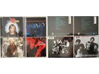 Tom Petty 8 CD's