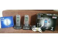BT Sonus 1500 Home Phone with Answering Machine