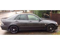 2001 Lexus is200 sport 2.0 engine Midnight grey