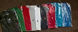 New Men's Ralph Lauren Polo Shirts