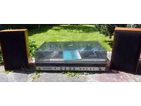 Ferguson Studio 6 Audio Centre Model 34604 Stereo, Vintage, Retro, Collectors