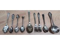 Vintage cutlery - £5 each