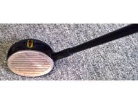 Golf Club - Black Magic Hybrid Chipper