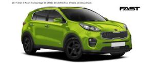 2017 KIA SPORTAGE EX AWD WINTER RIM & TIRE COMBO all makes available