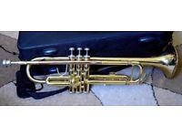 Elkhart Vincent Bach Trumpet