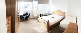 AMAZING HUGE Room in CANARY WHARF, ISLE OF DOGS, E14, Docklands, Greenwich