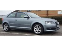 Audi A3 SE,2009,Automatic,petrol,MOT,HPI clear,full audi service his,Only 36000 miles,lady owner