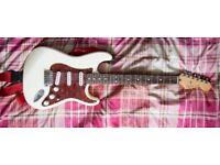 Fender Strat Off White