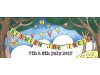 Between The Trees Festival Rudry, Caerphilly 7th July / 8th July