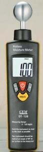Moisture Meters www.microinstruments.ca Grain Moisture Meter Digital Pinless, w/ Pin Professional Calibrated