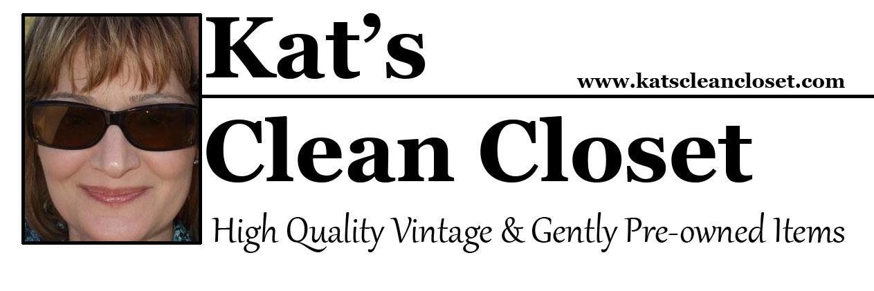Kat's Clean Closet