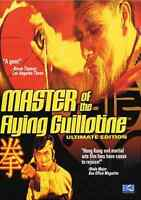 Master of the Flying Guillotine. Classique du Kung Fu années 70