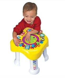 New Little Scholastic Discover n' Play Learning Table - $25