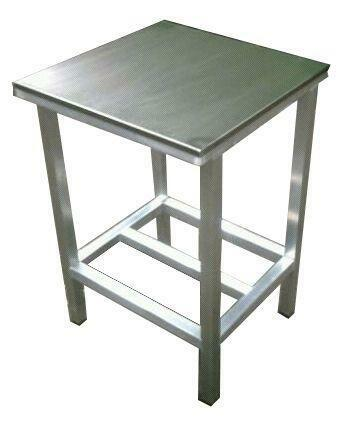 Stainless Steel Table EBay - Stain steel table
