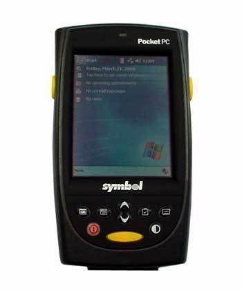 Symbol Pocket Pc Barcode Scanners Ebay
