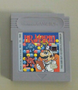 Dr. Mario for GBA/Gameboy/Game Boy