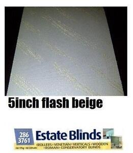 Vertical Blind Slats Ebay