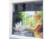 New Thai Spa- Special offer £35 for 1 Massage between 10am-12pm Open from 10am 7 days a week
