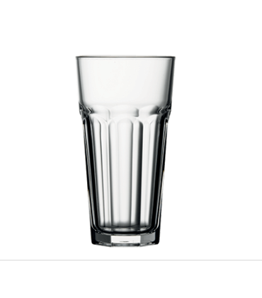 BIGA Highball Cocktails Glass Tall Bar Ware for Drinking Juice Beer 11oz Set 6
