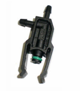 delphi 2 way leak off injector connector for citroen c3 1 4 hdi 90 x 1 ebay. Black Bedroom Furniture Sets. Home Design Ideas