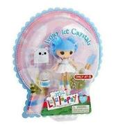 Mini Lalaloopsy Ivory Ice Crystals