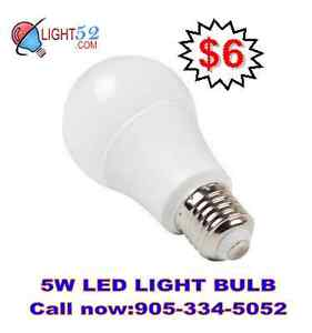LED E27 360° LIGHT BULB 50W ~ 5W REPLACEMENT