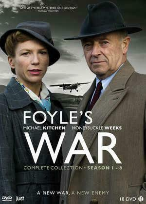 Foyle's War - Complete Collection - DVD