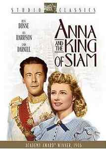 ANNA AND THE KING OF SIAM. Rex Harrison. DVD