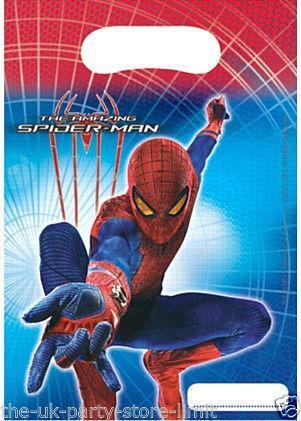Spiderman Party Bags Ebay