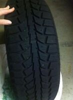 """********TIGER PAW ICE & SNOW II WINTER TIRES""**************"