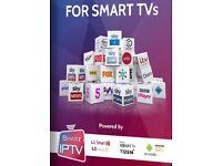Smart IPTV, Mag, Firestick, Zgemma, Android, Apple, Ipad, Samsung, LG, Sony, Openbox