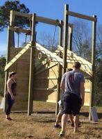 Looking for someone to build a commercial grade play structure