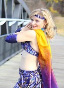 Ladies, get Shimmylicious with a Dress up & Belly Dance Party! Edmonton Edmonton Area image 3